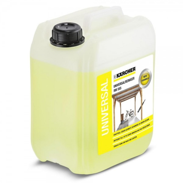 Universalreiniger RM 555 D 5L Reiniger für Gartenmöbel Fassaden Auto