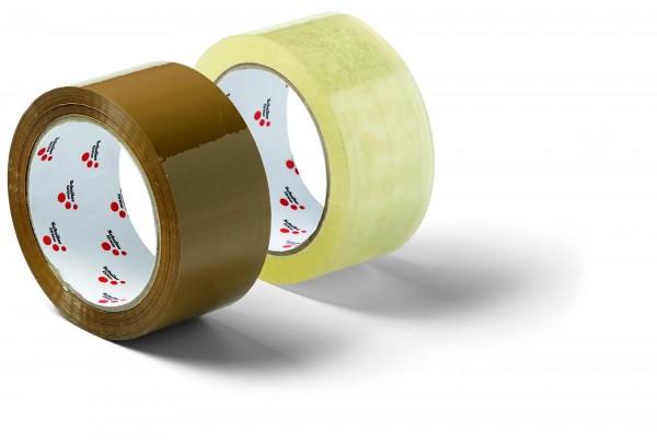 Klebeband Packband Paketband transparent 48mm x 66m