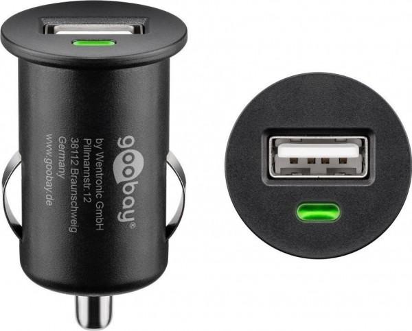 KFZ Auto USB Ladekabel Adapter Autoladegerät 12/24V für Smartphone Navigation