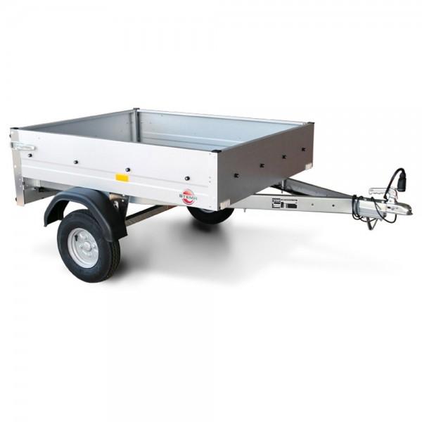 Stema Kastenanhänger Hänger Anhänger 350kg für Quad & ATV
