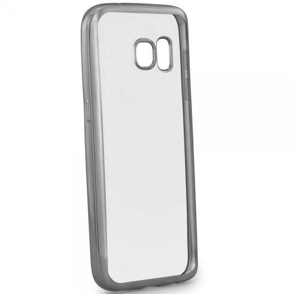 Silikon Schale für Samsung Galaxy S8 Schutzhülle Back Transparent Case