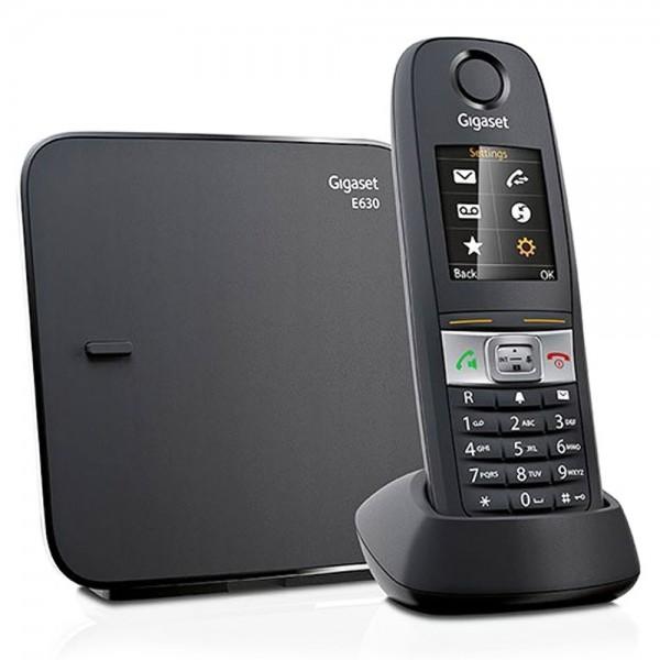 Siemens Gigaset E630 schnurloses Telefon Schnurlostelefon für Handwerker