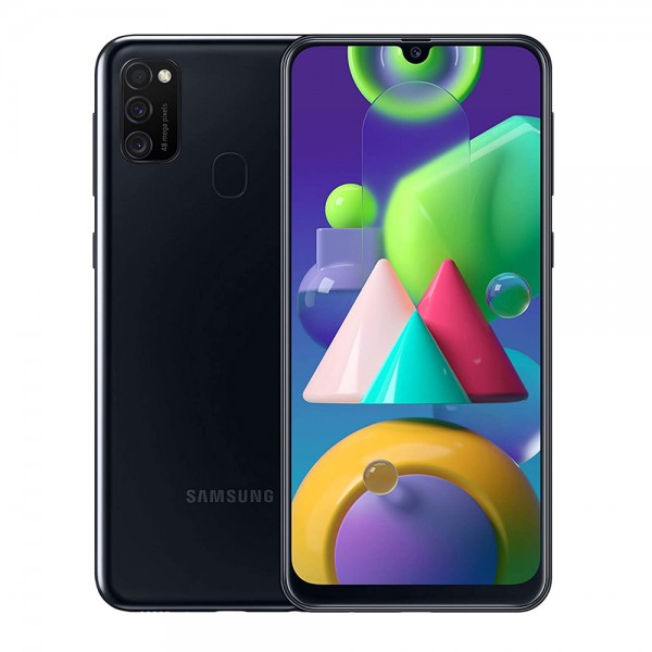 Samsung Galaxy M21 Smartphone Handy 6,4 Zoll 64 GB