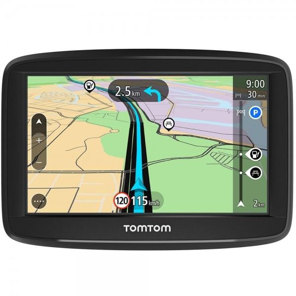 Navigationsgerät TomTom Npavi Start 42 EU 10,9cm 20 Länder Europa Traffic