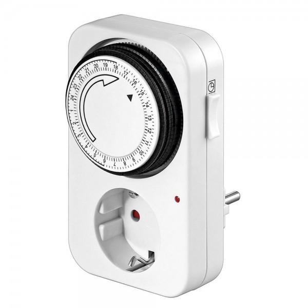 7 Tage Zeitschaltuhr digital 220-240V Schutzart IP20 IP