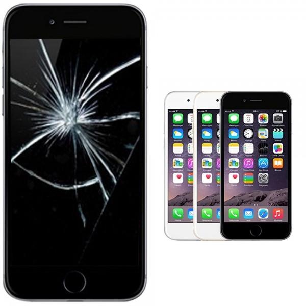 Apple iPhone 6S Display Glasscheibe Reparatur
