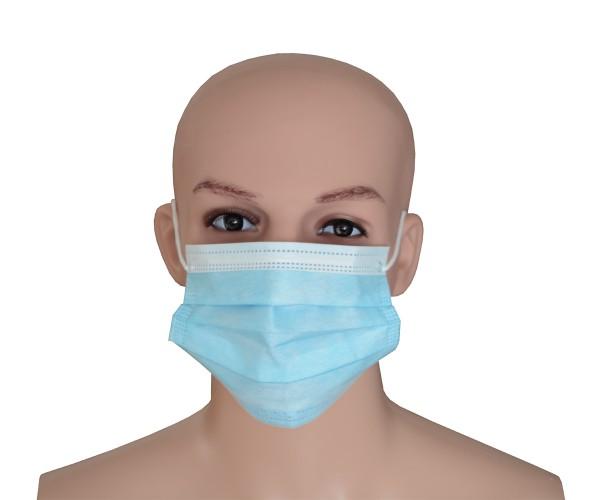 50x Masken Alltagsmaske Mundschutzmaske Nase Mund Maske