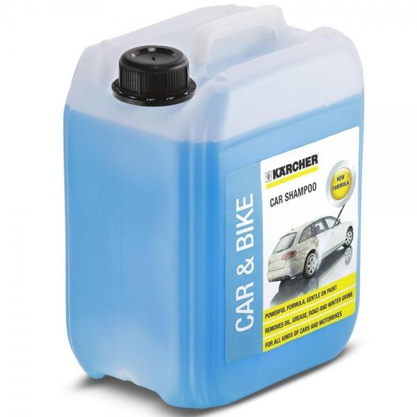 Kärcher Autoshampoo 5 Liter 6.295-360.0 Waschmittel für Auto Boot Motorrad