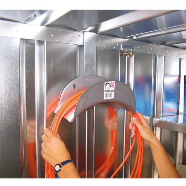 Container Schlauchhalterung & Kabelaufhängung bis 8 kg
