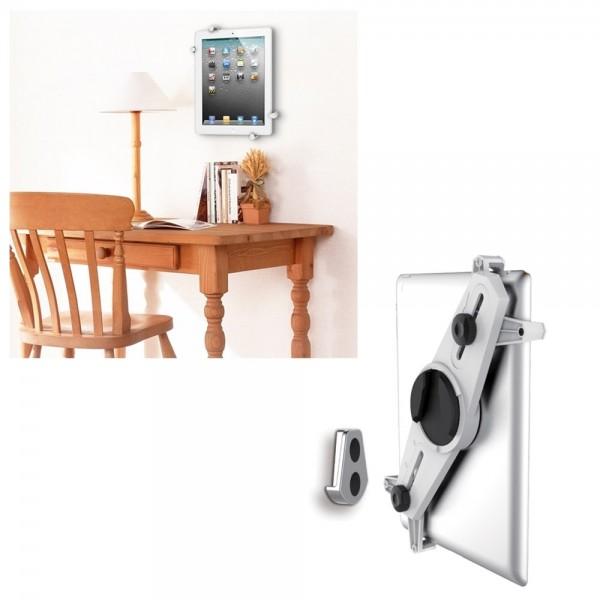 Systafex Wandhalterung Halterung für Tablet PC 7 8 9 10 11 Zoll zur Wandmontage