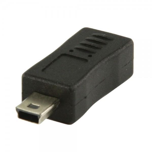 micro mini USB Adapter Micro USB Buchse auf Mini USB Stecker