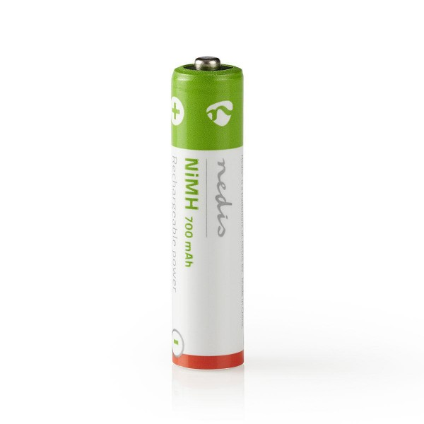 Wiederafladbare Batterie Akku AAA Micro HR03 NiMH 1,2V 700mAh