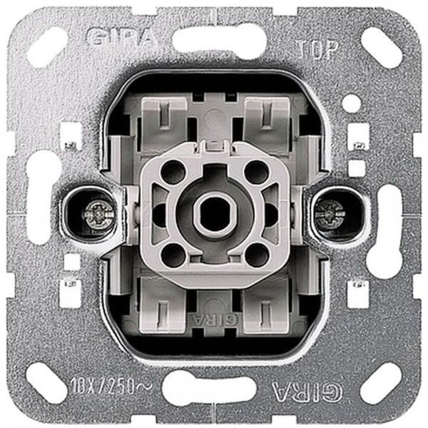 Gira Wippschalter Kreuz Einsatz System 55 Unterputz für Schalter Taster
