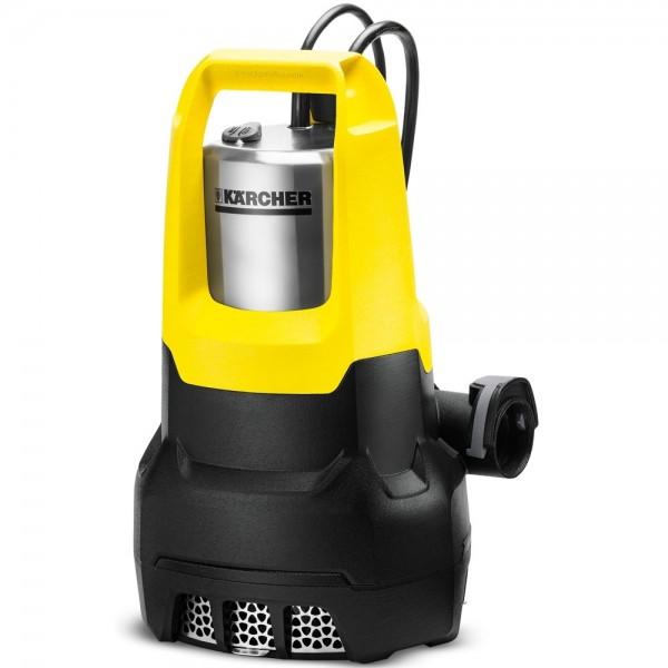 Tauchpumpe Kärcher SP 7 Dirt Inox Wasser Pumpe Entwässerungspumpe 1.645-506.0