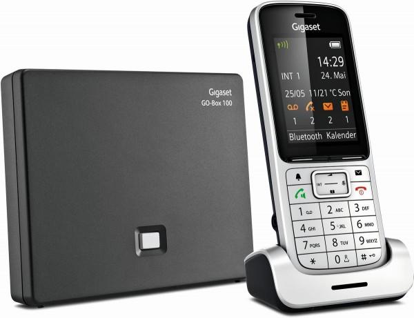 Siemens Gigaset SL450A Go schnurloses Telefon Schnurlostelefon Anrufbeantworter