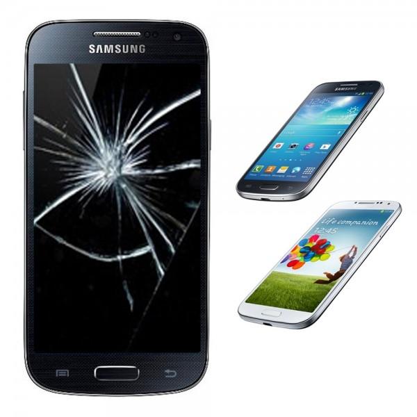 Samsung Galaxy S4 Display Reparatur Scheibe Glasscheibe
