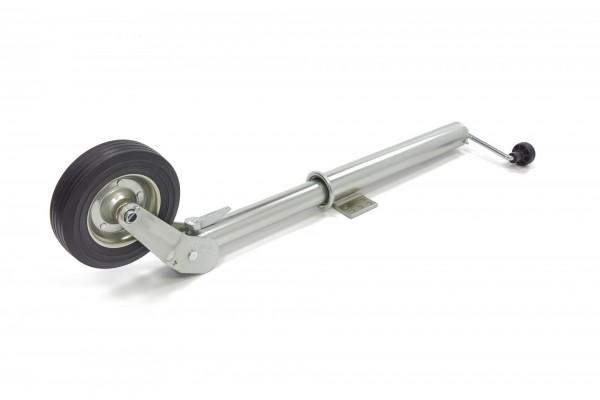 Stützrad PKW Anhängerstützrad vollautomatisch verzinkt Ø 60mm Stützlast 500kg