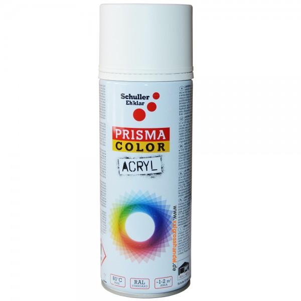 Spraydose Lackspray Sprühfarbe - Farbe RAL 9010 Reinweiss