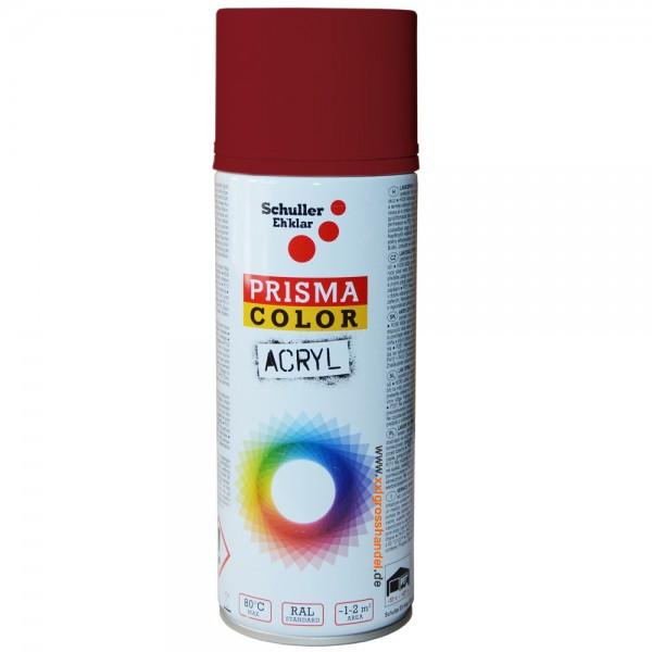 Spraydose Lackspray Sprühfarbe - Farbe RAL 3003 rubinrot