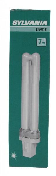 Leuchtstofflampe G23 Stick 7 W 425 lm 3000 K