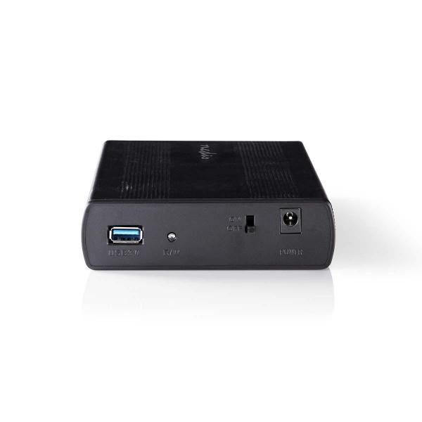 Festplattengehäuse Gehäuse USB 3.0 für 8.9cm 3,5 Zoll S-ATA Fetplatte extern
