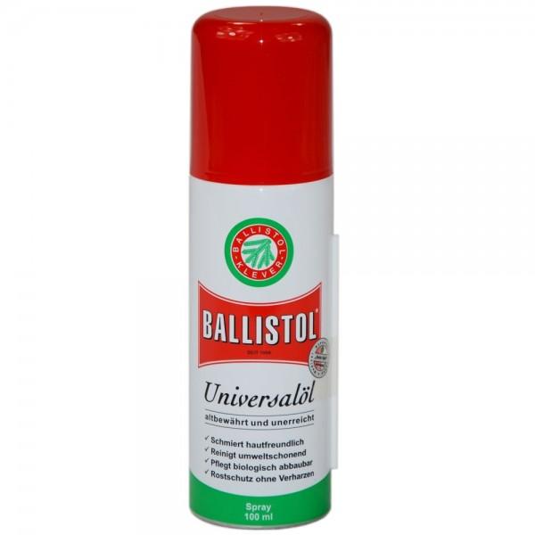 Ballistol Universalöl Schmieröl Pflegeöl für Handwerk & Industrie 100ml Dose