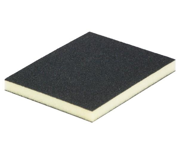 Schleifkissen Schleifpad 125x100x12,5 mm Körnung 220