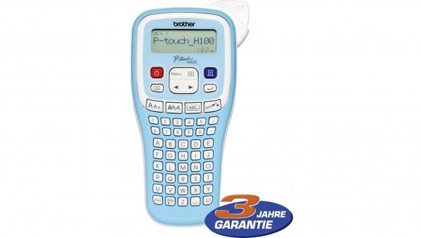 Brother P-touch PT-H100LB Beschriftungsgerät