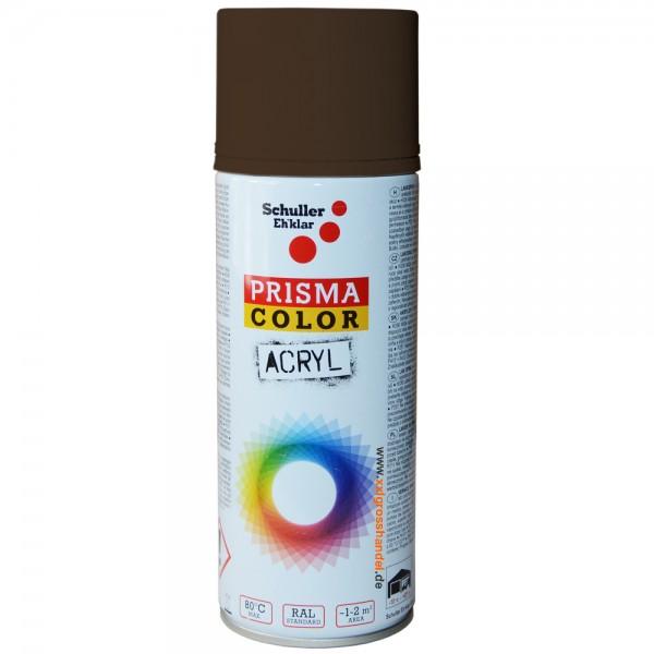 Spraydose Lackspray Sprühfarbe - Farbe RAL 8014M sepiabraun matt