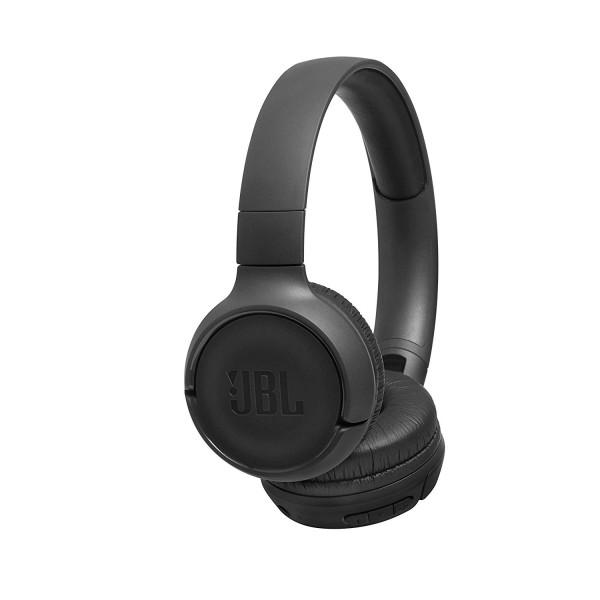 Kabelloser Bluetooth Kopfhörer JBL Tune T500BT Headset On Ear Faltbar Bass Sound