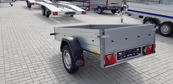 KFZ Anhänger Stema Kastenanhänger Hänger 750kg 80km/h für PKW