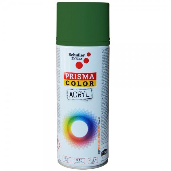 Spraydose Lackspray Sprühfarbe - Farbe RAL 6001 smaragdgrün