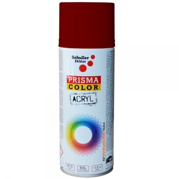 Spraydose Lackspray Sprühfarbe - Farbe RAL 3002 Karminrot