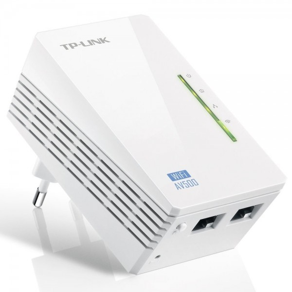 TP-LINK AV500 WiFi Powerline Adapter LAN Repeater TL-WPA4220
