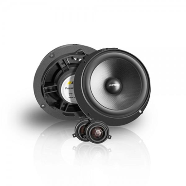 ETON Lautsprecher für VW Passat 3C Hecksystem 2-Wege ohne Amplifier