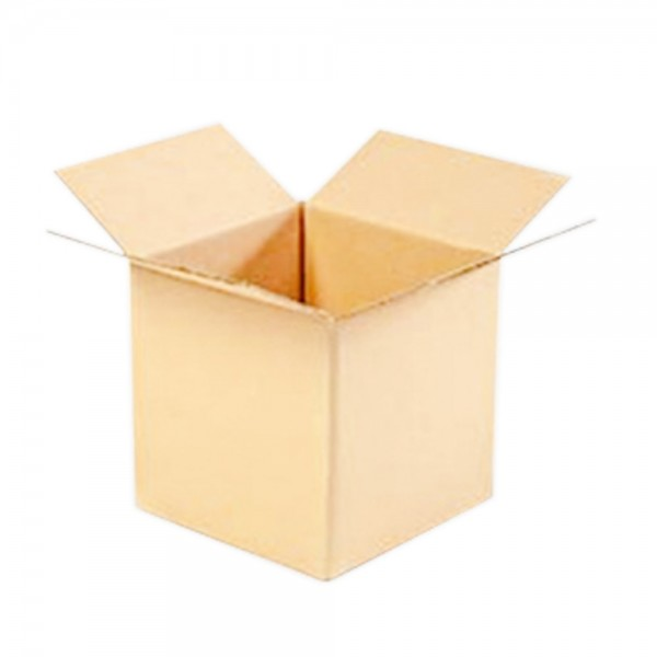 10x Karton Faltkarton Versandkarton Verpackungskarton 250x250x250mm