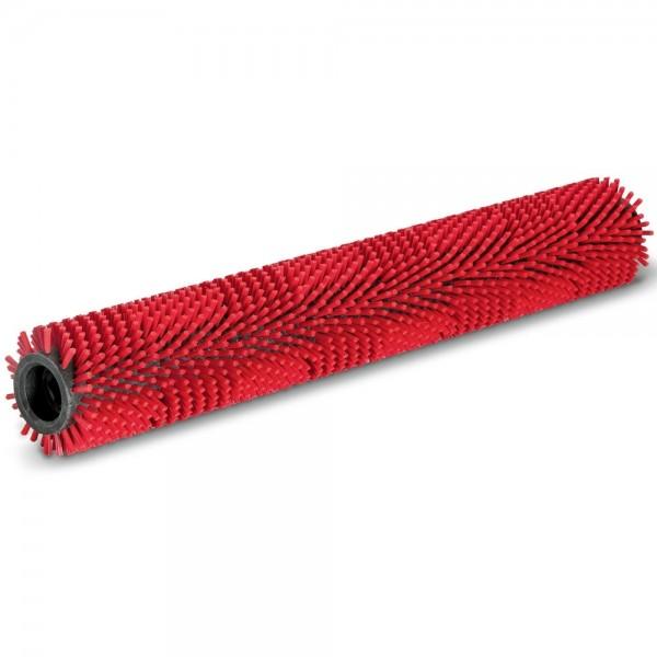 Walzenbürste 4.762-392.0 Bürste 450mm mittelhart rot für Kaercher Scheuersaugmaschine BR45/40 B40
