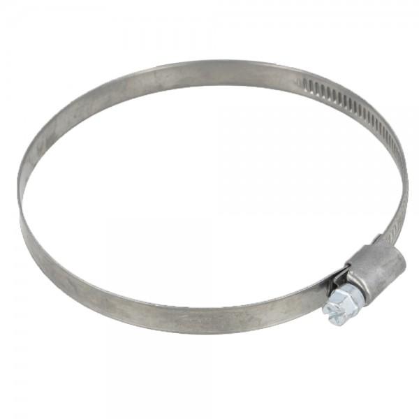 Schlauchschelle Rohrschelle Bandbreite 9 mm Ø 100-120mm DIN 3017 Schneckengewinde