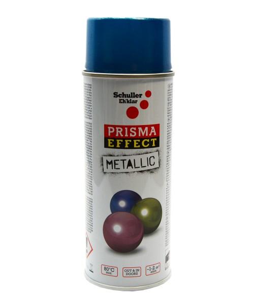 Spraydose Lackspray Sprühfarbe Prisma Effect Metallic blau