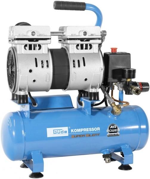 Güde Kompressor Airpower 105/8/6 SILENT Werkstattkompressor ölfrei Kolbenkompressor