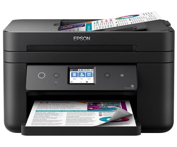 Drucker EPSON WF-2860DWF Kopierer Fax Scanner Wifi Multifunktionsdrucker