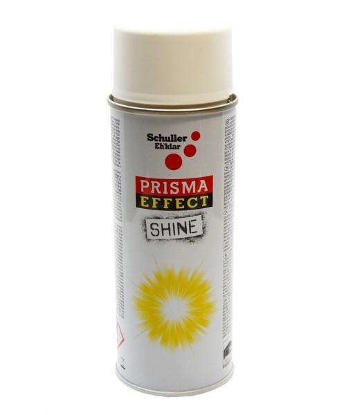 Spraydose Lackspray Sprühfarbe Prisma Effect Shine Leuchtspray primer white Grundlack weiß