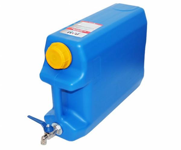 Kanister Wasserkanister 10l mit Wasserhahn für LKW Camping