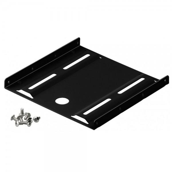 """Einbaurahmen Rahmen für 6,35cm 2,5"""" HDD / SSD Fetplatte intern"""
