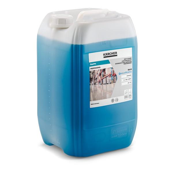 Kärcher Grundreiniger Reiniger Basisreiniger für Fußboden Industrieboden RM69 Eco 6.295-652.0 20L