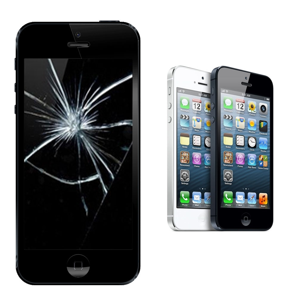 iphone 5 reparatur glasscheibe