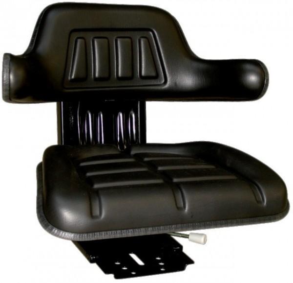 Mechanischer Stapler Sitz RM20 105 schmale Rückenlehne für Linde Still Clark Jungheinrich Mitsubishi