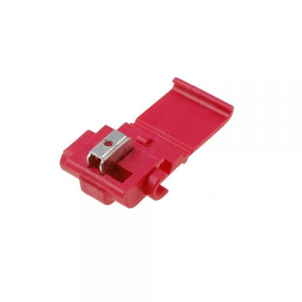 10x Kabelverbinder Schwachstrom Abzweigverbinder 0.5- 1.5 mm² IDC