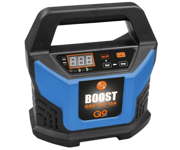 Güde Automatik Auto Batterielader Ladegerät GAB 12V-15A-BOOST GEL