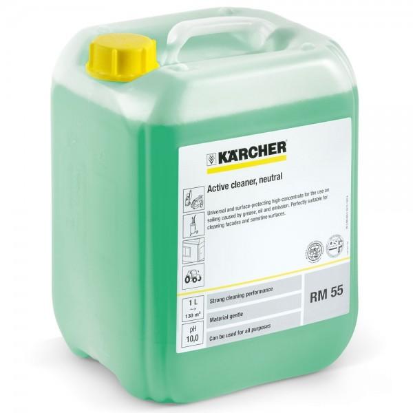 Kärcher Aktivreiniger neutral RM55 ASF 10L Kanister Reinigungsmittel 6.295-090.0